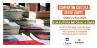 Manresa presenta diverses iniciatives literàries en línia per Sant Jordi